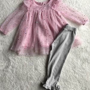Baby Girl 9-12 Months Outfit